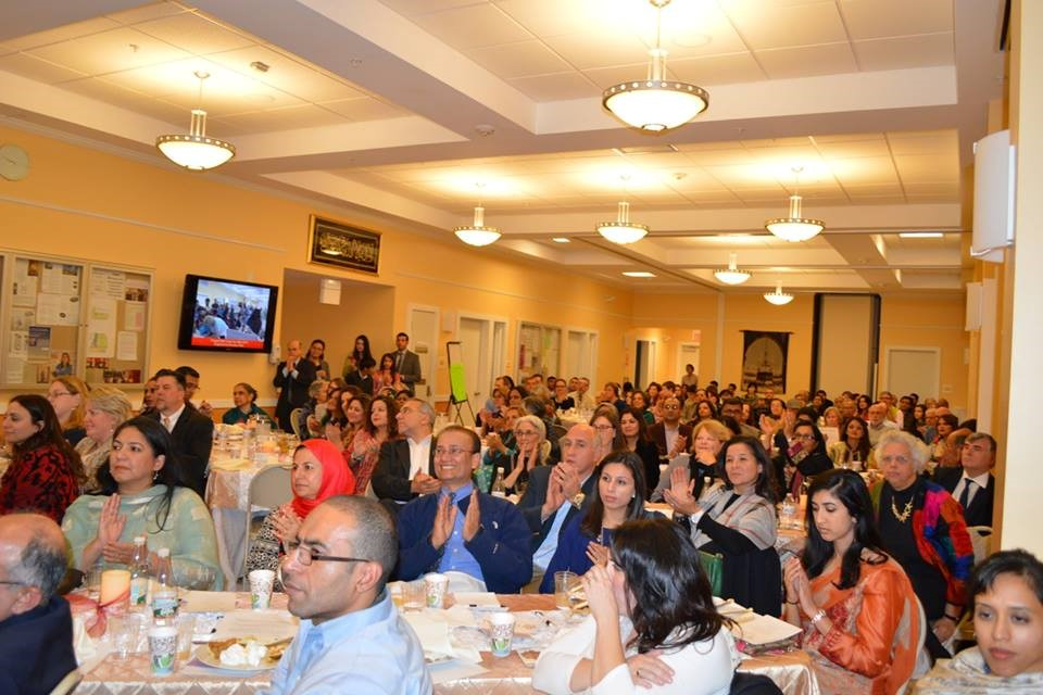 About 200 Attended the Event
